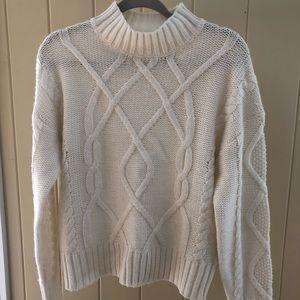 Vintage GAP Cream Turtleneck